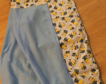 Disney  Nap Mat Cover with or without Attached Pillow