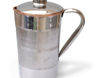 Health Benefits of Using Copper Pitcher