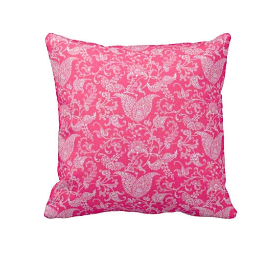 Standard Throw Pillow Cover Sizes : 7 Sizes Available: Pillow Cover Decorative Pillow Throw Pillow