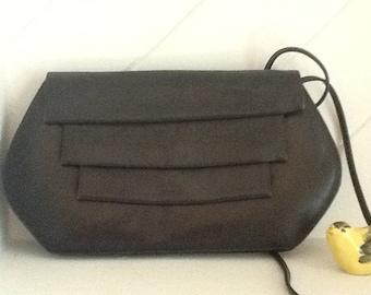 Vintage Handbag Purse,Susan Gail, Leather Shoulder Handbag,40's Handbags
