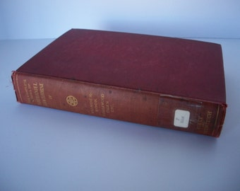 The Complete Works of Nathaniel Hawthorne Volume IV - Wonder Book - Tanglewood Tales - Grandfather's Chair - 1853 Vintage Book