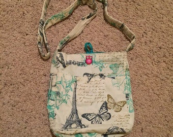 Paris Crossbody Purse