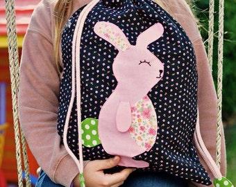 Cloth Bunny bag