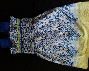 5T girls summer dress
