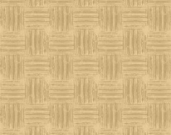Color of Freedom, Tan Basket Weave, cotton fabric, by Wilmington Prints