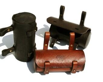 Velo tool bag for Brooks /saddle bag /seat bag /tool bag leather bicycle accessories