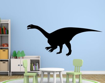 Prosauropods Prehistoric Dinosaur Vinyl Wall Decal