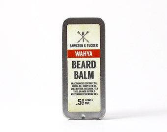 Wahya Beard Balm .5 oz
