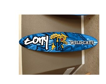 Logan custom surf board