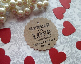 Spread the Love Tags. Personalized Favor Tags. Jam Wedding Favor Tags. Jam Labels. Kraft Jam Labels. Set of 25 to 300 pieces