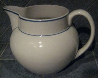 ceramic pitcher