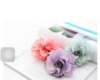 Flower Brooch Flower Pin for Girls