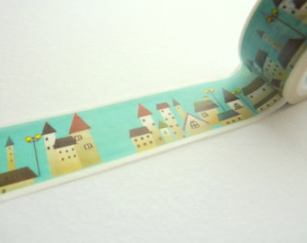 Town Washi Tape 20mm x 5m