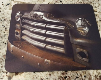 GMC truck grill mousepad Iron Invasion 2015