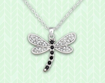 Dragonfly Necklace - 47247