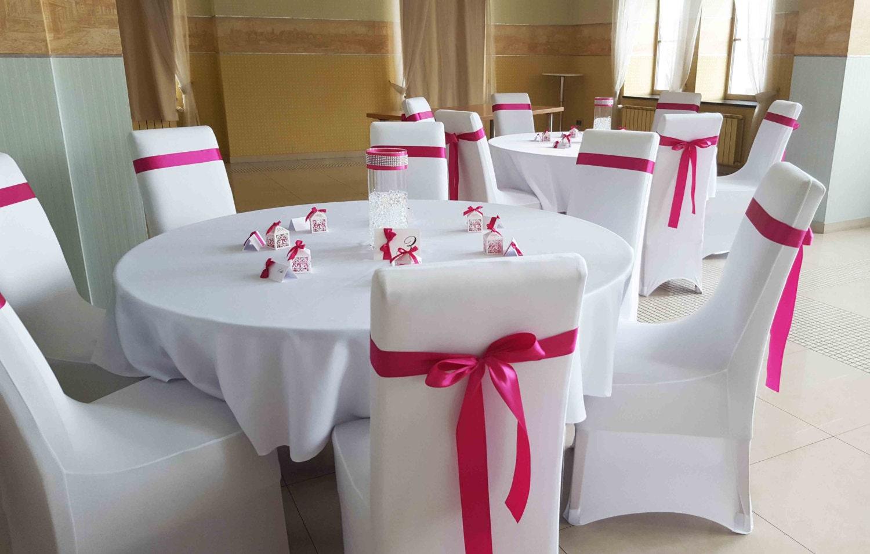 Noeud de chaise pour mariage fashion designs - Grossiste decoration mariage pour professionnel ...