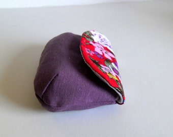 Gift for her, gift ideas, Buttons and small purse coins, Anniversary Gift