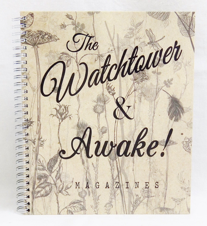 Watchtower Magazine Holder – Jerusalem House