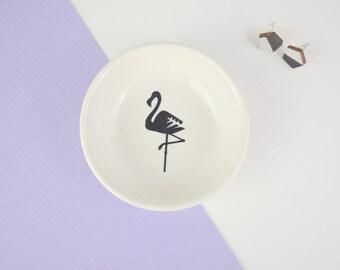 Jewellery Dish - Ring Dish - Flamingo - Bison Skull - Pineapple - jewelry dish - Ring holder - trinket Dish