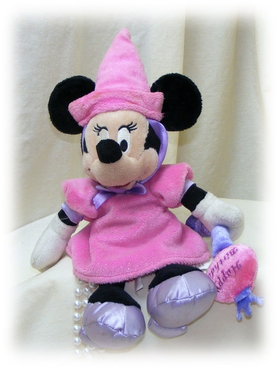 Happy Birthday MINNIE MOUSE  . . . Marked 50% Off