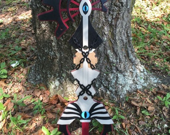 Void Gear Keyblade Competition Size Cosplay Replica