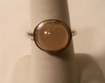 Frankish Ring with a Chatoyant Gem