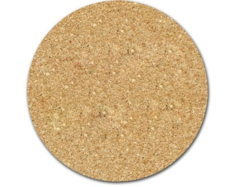 Blank Cork Circle Coasters - Set of 12