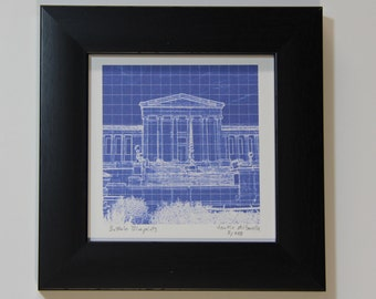 Buffalo Blueprints: Albright Knox Art Gallery