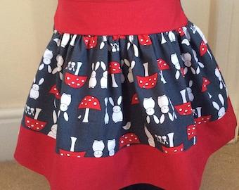 Bunny Skirt age 1 - 5 Years