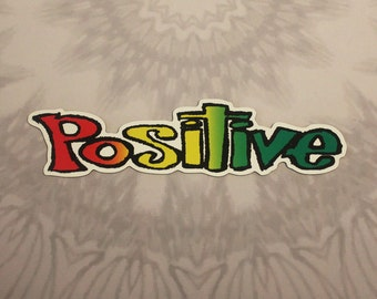 Positive Outdoor Magnet