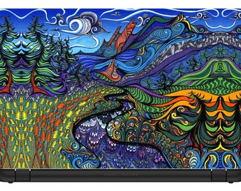 15.6 inch Artistic-Laptop Vinyl Skin/Decal/Sticker/Cover -LP11