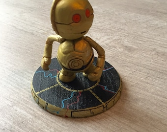 C3PO - Ooak - Hand made