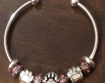 Dog/Cat Mom Bracelet