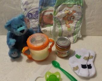 OOAK Reborn Toddler Boy set