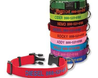 Dog Collars Customized