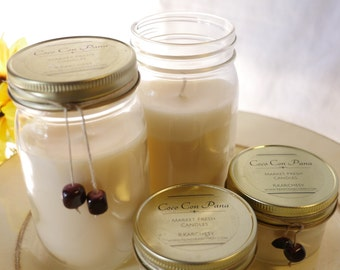Coco Con Pana Scented Soy Candle 11oz