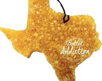 State of Texas Car Air Freshener