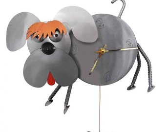 Dog Floppy Ears Clock
