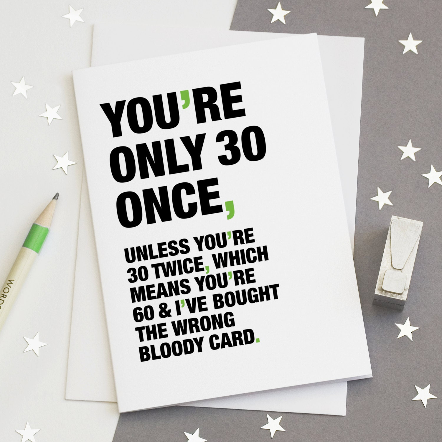 30Th Birthday Card Messages – gangcraft
