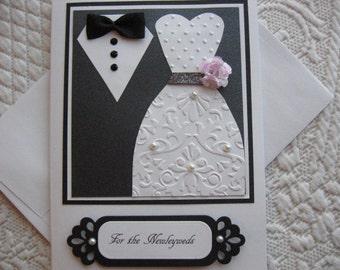 Embossed wedding card  elegant engagement card  personalized wedding card   luxury wedding card forLuxury wedding card   Etsy. Personalized Wedding Cards. Home Design Ideas