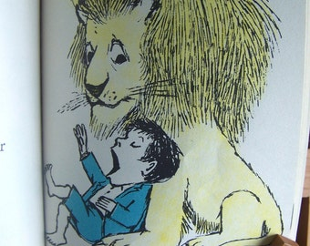 Vintage children's book Pierre, a cautionary Tale Illustrated Maurice Sendak book copyright 1962 ISBN 0-590-75801-2