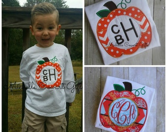 Pumpkin Shirt, Boys, Girls, Fall Shirt, Thanksgiving Shirt, Pumpkin Patch Shirt, 12M, 18M, 24M, 3T, 4T, 5T, Long Sleeves, Short Sleeves