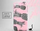 PINEAPPLE Case For Samsung Galaxy S6 case For Samsung Galaxy S6 edge case For Samsung S6 case For Samsung S6 edge case For J7 Alpha J5 A3 A5