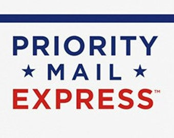 Overnight USPS Priority Express US Shipping