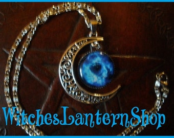 Lunar Amulet Necklace
