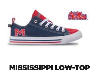 Ole Miss shoes