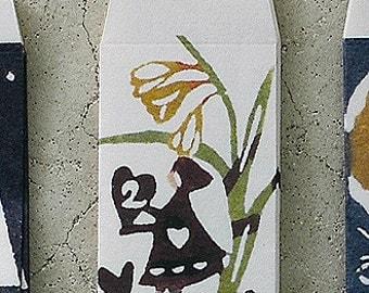 NEW Classiky Pochibukuro, Mini Envelopes by Seki Mihoko, 45326-05