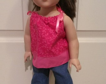 18 inch Girl doll outfit #55
