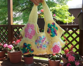 Summer Handmade Bag