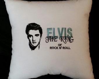 Elvis Pillow